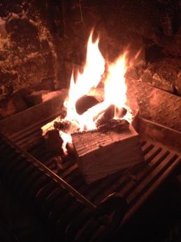 warm fires